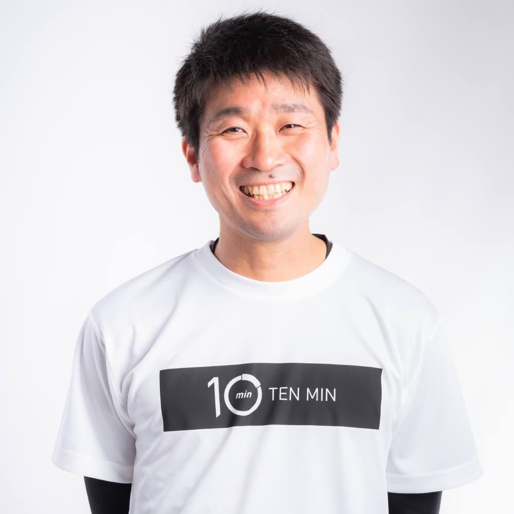 ひら屋 契約トレーナー 増井 淳二